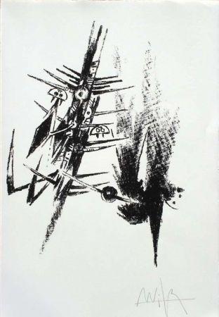 Lithographie Lam - Erker-Treffen 2