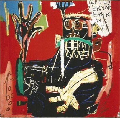 Sérigraphie Basquiat - Ernok