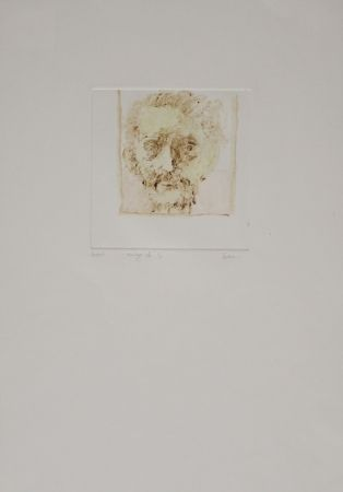 Monotype Baskin - Ernst Barlach