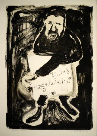 Lithographie Varlin (Guggenheim, Willy) - Ernst Scheidegger