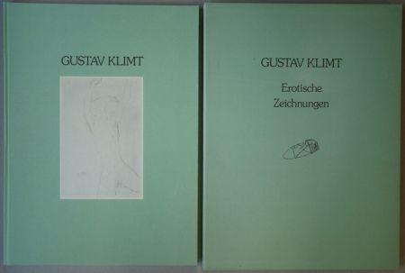 Livre Illustré Klimt - Erotische Zeichnungen. Drawings Against Morality