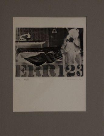 Eau-Forte Indiana -  Err123