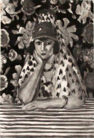 Gravure Matisse - Espagnole