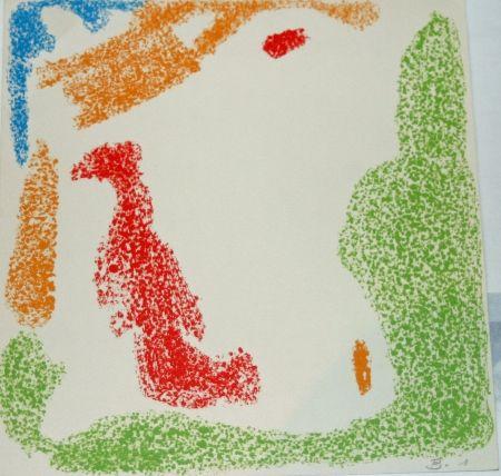 Lithographie Miró - Essences de la terra
