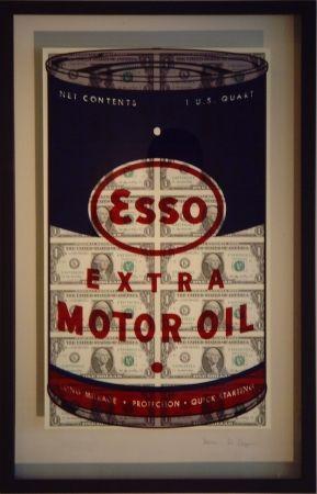 Aucune Technique Gagnon - Esso Oil Can