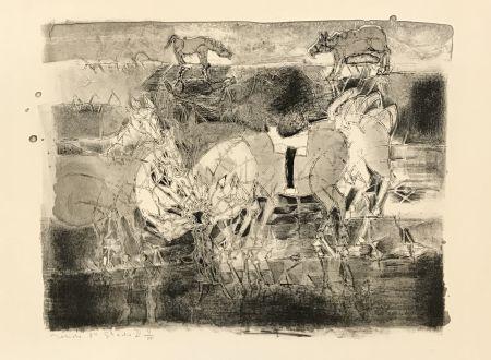 Lithographie Toledo - Estado II