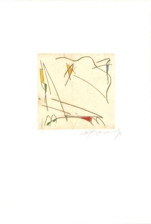 Gravure Ràfols Casamada - Estels 1