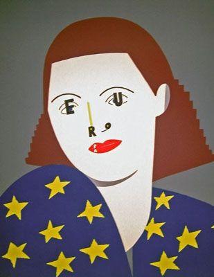 Lithographie Arroyo - Europa