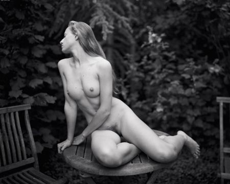 Photographie Sturges - Eva, The Netherlands