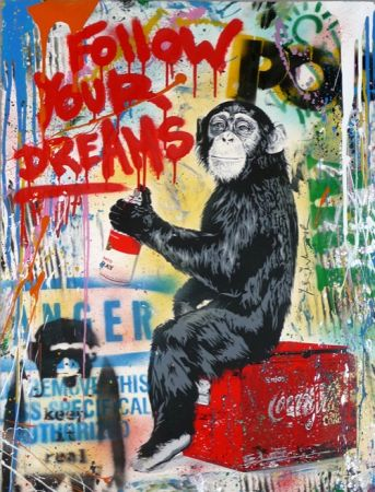 Aucune Technique Mr. Brainwash - Everyday Life (Unique)