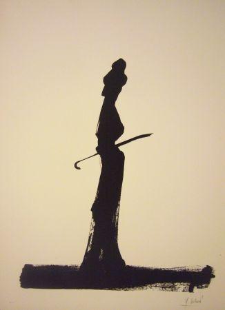 Lithographie Corbero - Expo 92