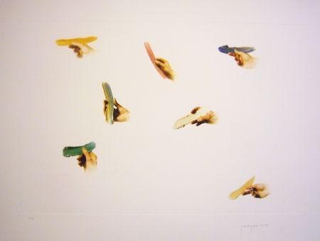 Lithographie Perejaume - Expo 92