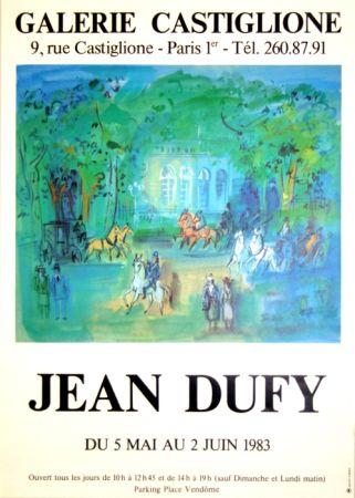 Offset Dufy - Exposition Galerie  Castiglione