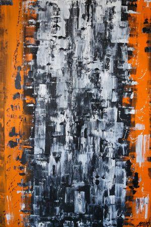Aucune Technique Kuentz Mayer  - Expression orange