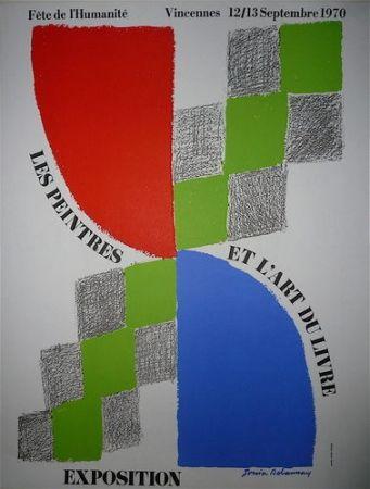 Affiche Delaunay - Fête de l'humanité