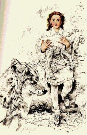 Livre Illustré Garelli - Fables Choisies