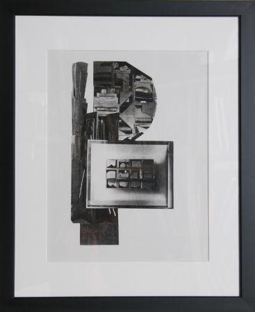 Sérigraphie Nevelson - Facades 1