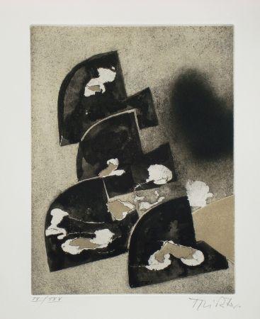 Eau-Forte Et Aquatinte Richter - Faits divers, faits éternels