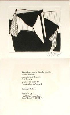 Livre Illustré Dorny - Falaises du doute