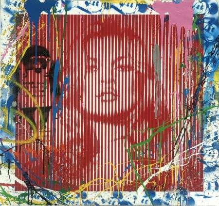Aucune Technique Mr Brainwash - Fame Moss (Unique)