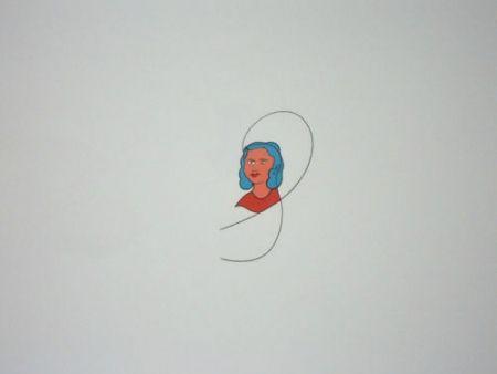 Lithographie Dominicis (De) - Famiglia