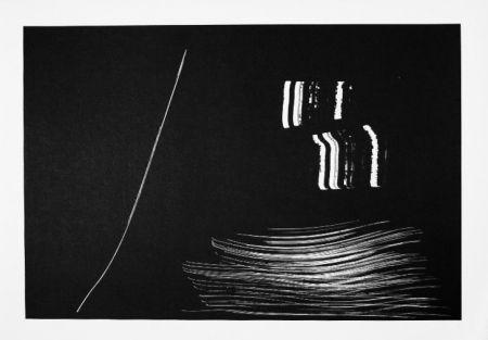 Lithographie Hartung - Farandole 10