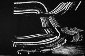 Lithographie Hartung - Farandole 12