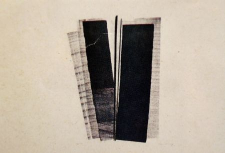 Lithographie Hartung - Farandole 19