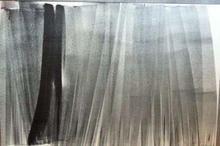 Lithographie Hartung - Farandole 2