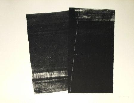 Lithographie Hartung - Farandole 7