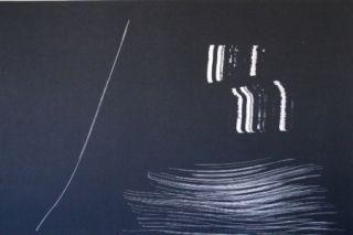 Lithographie Hartung - Farandole 9