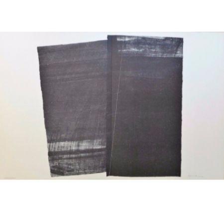 Lithographie Hartung - Farandole A