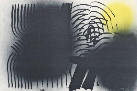 Lithographie Hartung - Farandole II