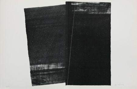 Lithographie Hartung - Farandole VIII