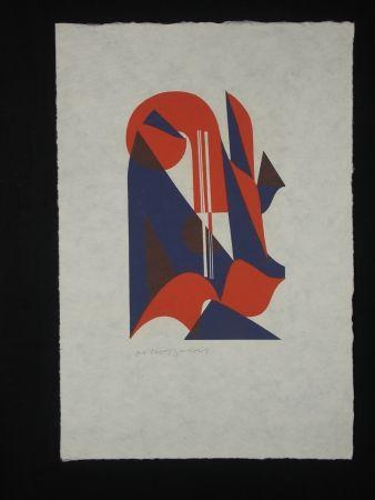 Gravure Sur Bois Dalvit - Farbiges Konzert / Color Concert