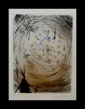 Gravure Dali - Faust Sator
