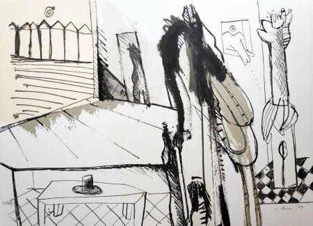 Sérigraphie Llona - Federico Garcia Lorca