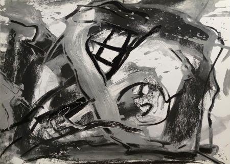 Sérigraphie Vedova - Federico Garcia Lorca