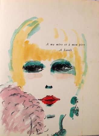 Livre Illustré Cassigneul  - Femme