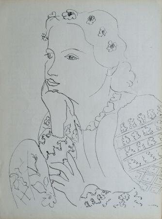 Offset Matisse - Femme