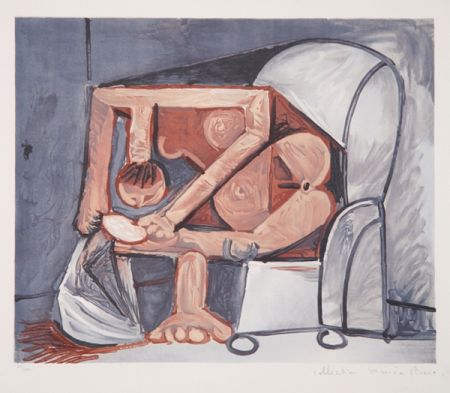 Lithographie Picasso (After) -