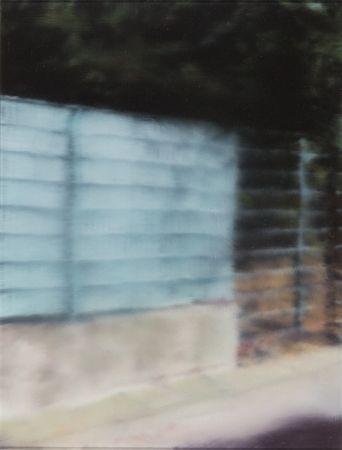Aucune Technique Richter - Fence (P13)