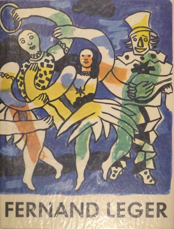 Livre Illustré Leger - Fernand Léger. The Complete Graphic Work