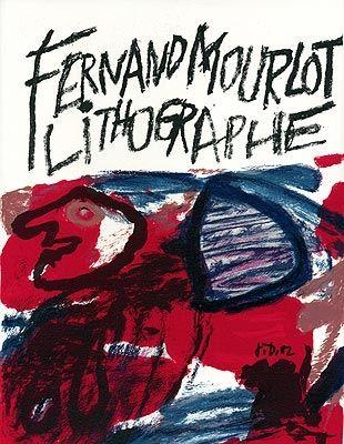 Livre Illustré Dubuffet - Fernand Mourlot lithographe, à même la pierre