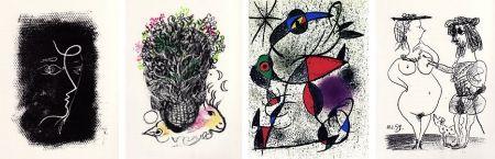 Livre Illustré Miró - Fernand Mourlot : Souvenirs et Portraits d'artistes