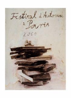 Lithographie Kiefer - Festival automne 2000