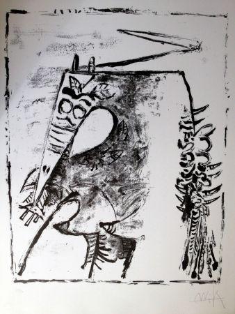 Lithographie Lam - Figura
