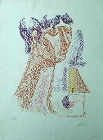 Lithographie Tozzi - Figura
