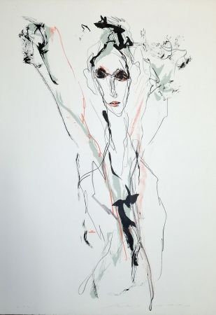 Lithographie Treccani - Figura