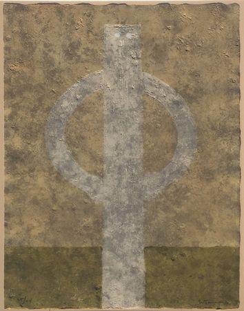 Eau-Forte Et Aquatinte Tamayo - Figura en Jarras